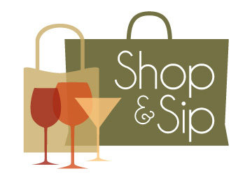 shop and sip